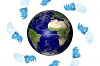 Twittering all over the world!